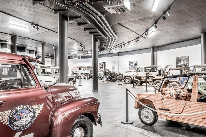 crosspoint motorradmuseum