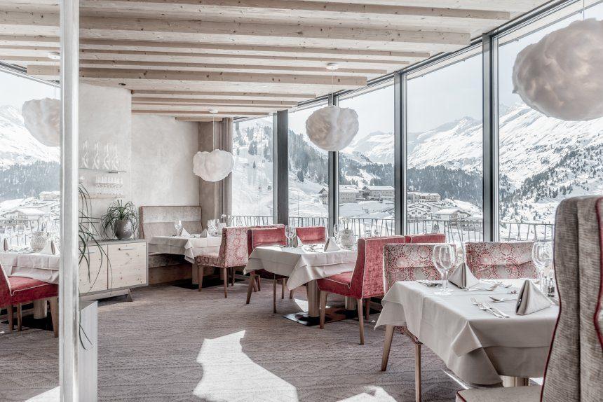 restaurant hotel gotthard zeit obergurgl