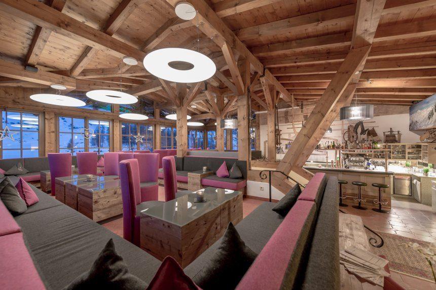 restaurant hotel mühle obergurgl