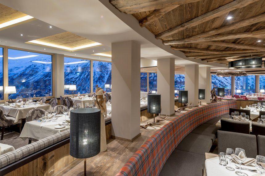 hotel riml hochgurgl restaurant